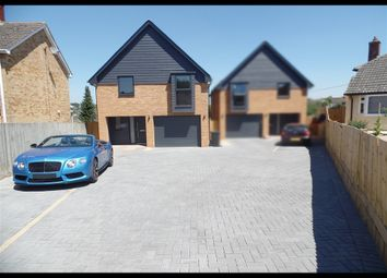 Thumbnail 4 bed detached house for sale in Lion Close, Basingstoke