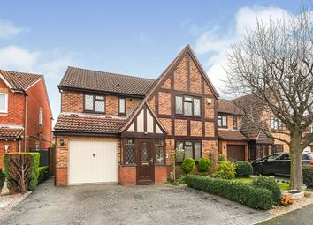 Thumbnail 4 bed detached house for sale in Musk Rose Close, Muxton, Telford