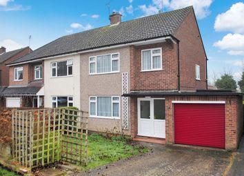 Thumbnail 3 bedroom semi-detached house for sale in Proctors Way, Bishop's Stortford