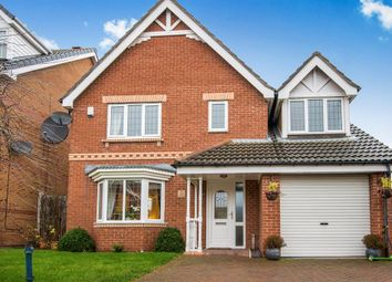 Thumbnail 4 bedroom detached house to rent in Brantingham Gardens, Bawtry, Doncaster