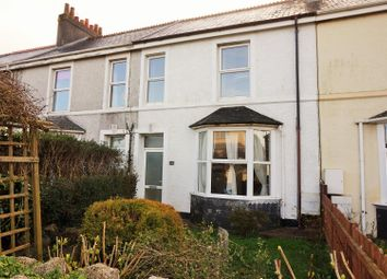 Thumbnail 5 bed terraced house for sale in Belgrave Terrace, Liskeard