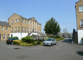 Thumbnail 1 bed flat for sale in Sovereign Crescent, Rotherhithe