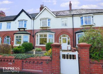 Thumbnail 4 bed terraced house for sale in Arundel Road, Lytham St Annes, Lancashire