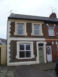 Thumbnail 3 bed terraced house to rent in Cyfarthfa Street, Cardiff