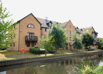 Thumbnail 2 bedroom flat to rent in Lawrence Moorings, Sawbridgeworth, Herts