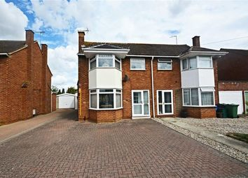 Thumbnail 3 bed semi-detached house for sale in Oxstalls Way, Longlevens, Gloucester