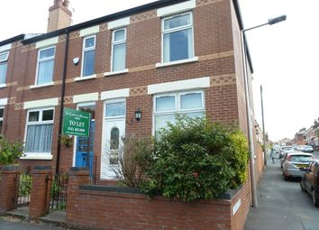 Thumbnail 2 bedroom end terrace house to rent in Turncroft Lane, Offerton, Stockport