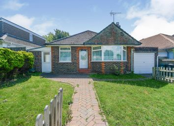 Thumbnail Detached bungalow for sale in Dale View, Hove
