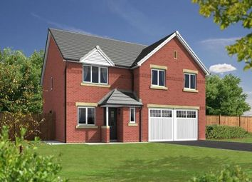 Thumbnail 5 bed detached house for sale in Chatsworth Park, Off Rope Lane, Shavington