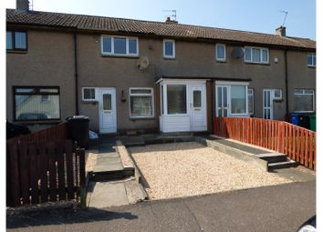 Thumbnail 2 bed terraced house for sale in Alford Avenue, Kirkcaldy