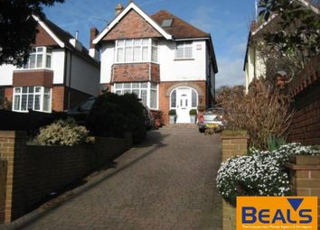 Thumbnail 4 bedroom detached house to rent in Havant Road, Farlington, Portsmouth