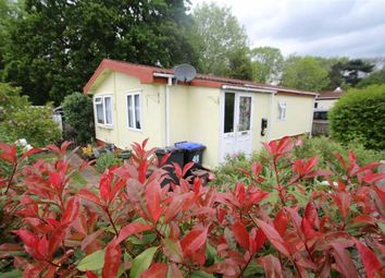 Thumbnail 3 bed mobile/park home for sale in Wyatts Covert, Denham, Buckinghamshire