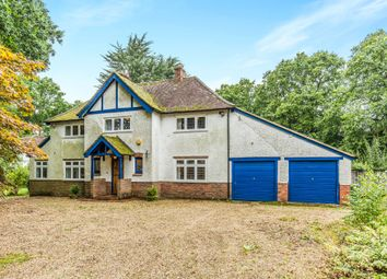 Thumbnail 4 bed detached house for sale in Winchester Road, Chandlers Ford, Eastleigh