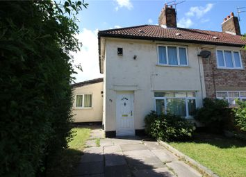Thumbnail 2 bed terraced house for sale in Greenway, Huyton, Liverpool, Merseyside