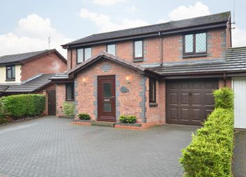 Thumbnail 4 bed detached house for sale in Tarragon Drive, Meir Park