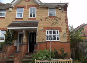 Thumbnail 2 bed end terrace house for sale in Upton Close, Heanor, Derbyshire