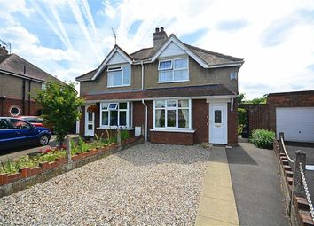 Thumbnail 2 bed semi-detached house for sale in Kendal Road, Longlevens, Gloucester
