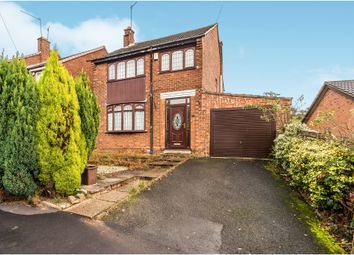 Thumbnail 3 bed detached house for sale in Spring Vale Road, Rowley Regis