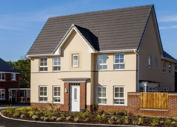 "Thumbnail 3 bedroom end terrace house for sale in ""Morpeth II"" at Lytham Road, Warton, Preston"
