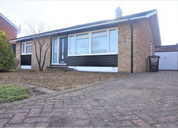 Thumbnail 2 bed detached bungalow for sale in Chiltern Close, Goffs Oak