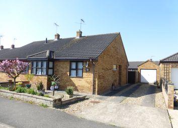 Thumbnail 2 bedroom semi-detached bungalow for sale in Stanley Drive, Sutton Bridge, Spalding