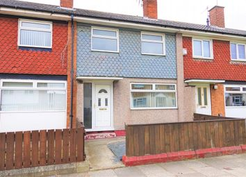 Thumbnail 3 bed terraced house to rent in Donington Green, Middlesbrough