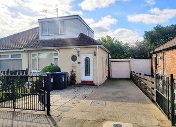 Thumbnail 2 bed bungalow for sale in Eastbourne Gardens, Middlesbrough