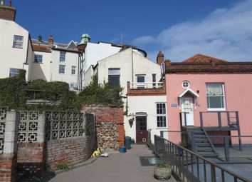 Thumbnail 2 bedroom terraced house for sale in Promenade, Cromer