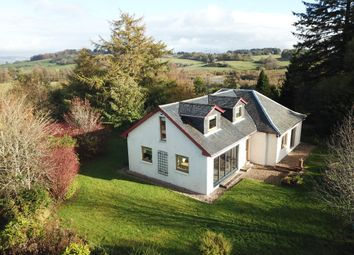 Thumbnail 4 bed cottage for sale in Port Glasgow Road, Kilmacolm