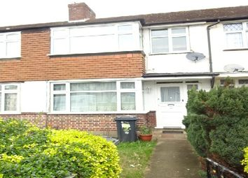 Thumbnail 3 bed terraced house to rent in Hadley Gardens, Southall