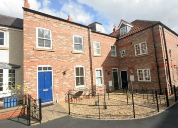 Thumbnail 2 bed town house to rent in Stammergate Court, Ripon