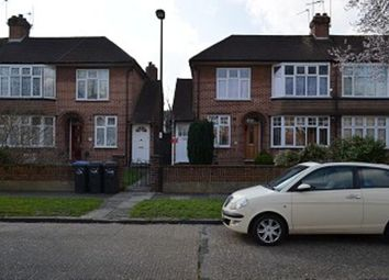 Thumbnail 2 bed maisonette to rent in Burleigh Road, Enfield