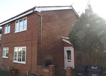 Thumbnail 1 bed property for sale in Forest Road, Winsford
