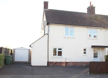 Thumbnail 3 bed semi-detached house for sale in Pougher Close, Sapcote, Leicester