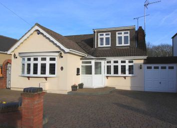 Thumbnail 4 bed bungalow for sale in Wingletye Lane, Hornchurch