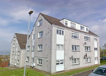 Thumbnail 2 bed flat for sale in 5E, Killearn Road, Greenock PA153Dd
