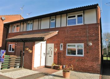Thumbnail 3 bed end terrace house for sale in Welbourne, Werrington, Peterborough, Cambridgeshire