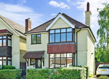 Thumbnail 3 bed detached house for sale in Cotswold Road, Sutton, Surrey