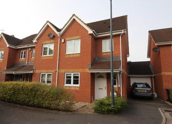 Thumbnail 4 bed end terrace house for sale in Blackhorse Close, Emersons Green