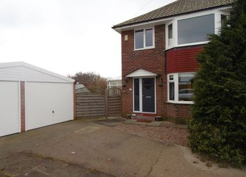 Thumbnail 3 bed semi-detached house to rent in Orchard Drive, Durkar, Wakefield