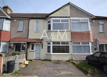 Thumbnail 3 bedroom terraced house for sale in Trelawney Road, Ilford