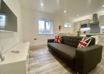 Thumbnail 2 bed flat to rent in Queen Anne Terrace, Plymouth