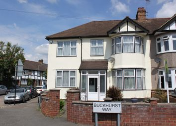 Thumbnail 5 bed semi-detached house for sale in Buckhurst Way, Buckhurst Hill