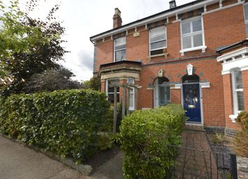 Thumbnail 3 bed semi-detached house for sale in Ewlyn Road, Leckhampton, Cheltenham, Gloucestershire