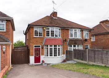 Thumbnail 3 bed semi-detached house for sale in Rydal Avenue, Tilehurst, Reading, Berkshire