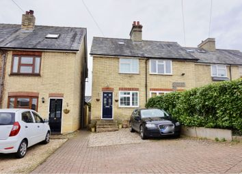 Thumbnail 3 bed semi-detached house to rent in Millfields, Stansted