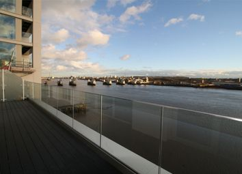 Thumbnail 2 bed flat to rent in Commodore House Royal Wharf