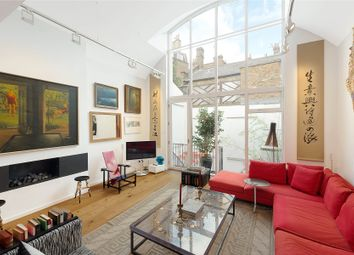 Thumbnail 3 bed terraced house for sale in Strathmore Gardens, London
