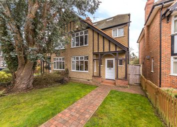 Thumbnail 4 bed semi-detached house for sale in Hamilton Road, St. Albans, Hertfordshire