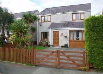 Thumbnail 4 bed property for sale in Nant Y Glyn, Llanrug, Caernarfon, Gwynedd